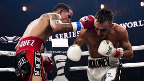 Родригес на полуфинал в Световните боксови суперсерии
