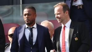 Връща ли се Евра в Манчестър Юнайтед?