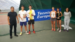 "Български триумф на ""Barocco cup"""