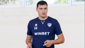 Владо Николов: Радвам се, че се борихме от началото до края