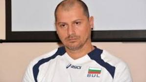 Ники Иванов: На хартия фаворитите са ясни, но това трябва да се доказва на игрището
