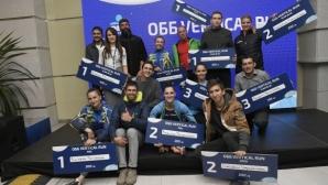 ОББ вертикален маратон сложи финал на успешната инициатива на КВС Груп, която събра половин милион евро за благотворителни каузи
