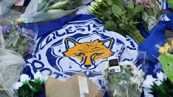 Инфантино поднесе съболезнования за смъртта на собственика на Лестър