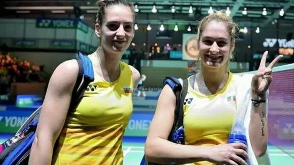 Сестри Стоеви под номер 1 в схемата на турнира от сериите Супер 100 в Саарбрюкен