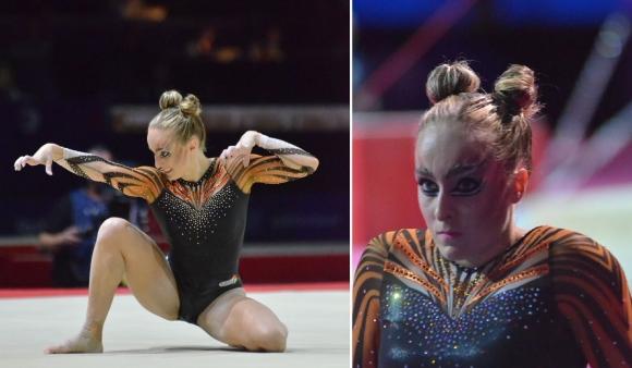 ФИГ забрани силния грим в гимнастиката