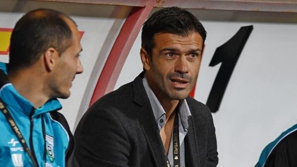 Росен Кирилов: До първия гол бяхме по-добри от ЦСКА