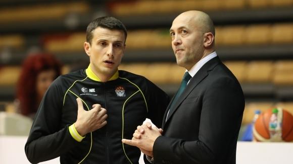 Небойша Видич: Доволен съм единствено от победата