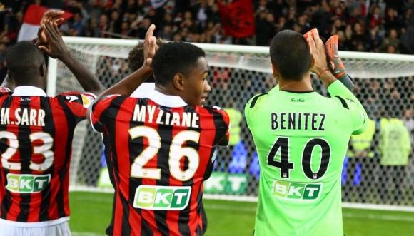Четири елитни тима отпаднаха от Купата на Лигата във Франция