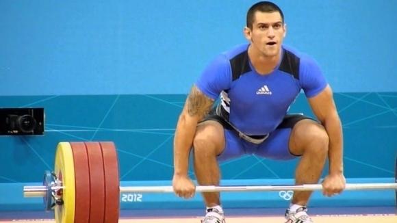 Най-добрият ни щангист Иван Марков: Нямам надежди за медал