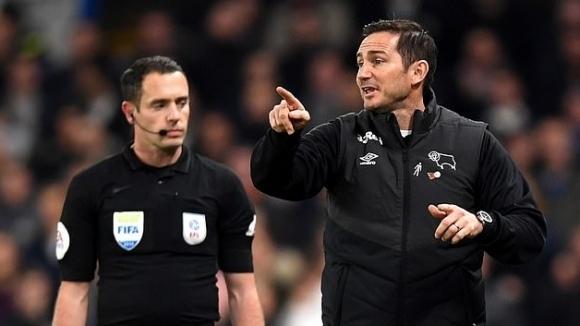 Лампард смята, че ВАР е трябвало да отмени третия гол на Челси