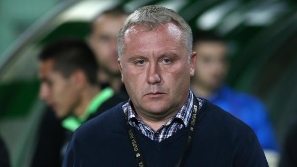 Николай Киров: Щастлив съм, че усилията на играчите бяха възнаградени (видео)