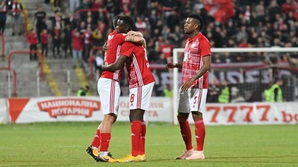 Очертава се проблем с чужденците в ЦСКА-София