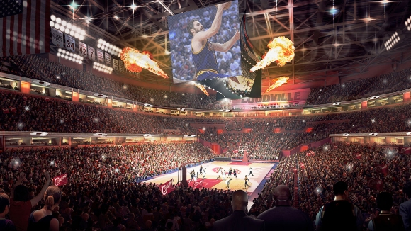 "Кливланд приема ""Мача на звездите"" в НБА през 2022 година"