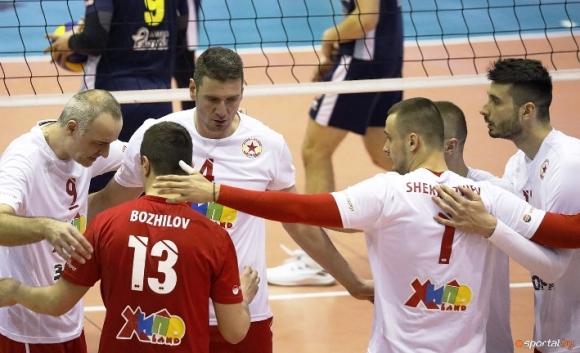 ЦСКА пречупи Монтана