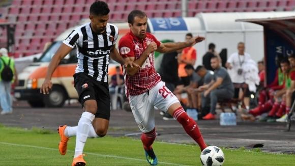 Локо (Пловдив) е вдигнал мерника на ЦСКА-София