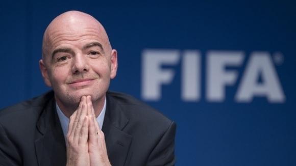 ФИФА защити Инфантино: Това е опит да се подкопае новото ни ръководство