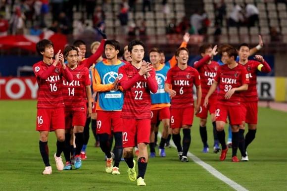 Кашима Антлърс взе добър аванс във финала на азиатската Шампионска лига