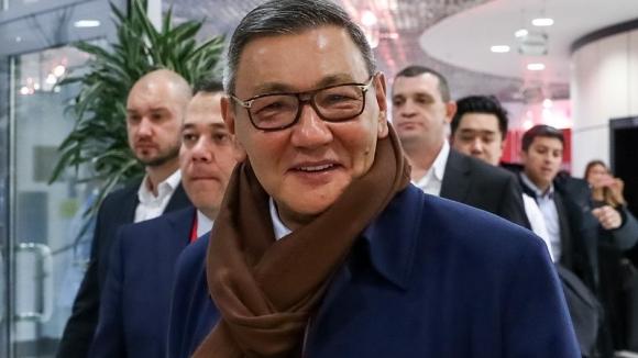 Гафур Рахимов беше избран за президент на Световната боксова асоциация