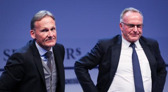 Байерн и Борусия (Д) отговориха на Football Leaks