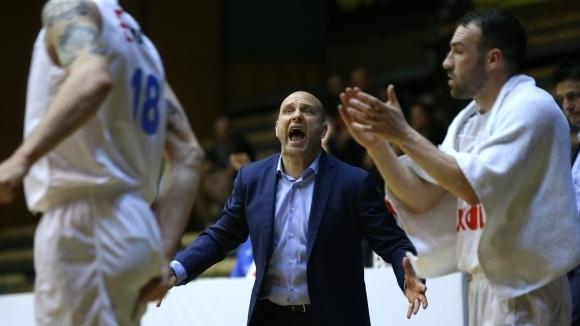 Константин Папазов: Получи се един много луд мач