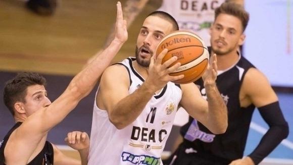 Иван Лилов със 17 точки при загуба на Капошвари