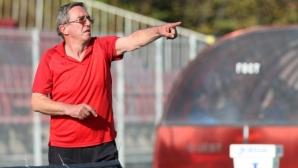 Треньорът на Локо Сф бесен на съдията за две неотсъдени дузпи, иска обяснение (видео)