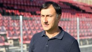 Арангелов: Купата не ни е приоритет, футболистите са поразклатени