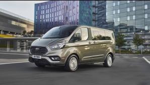 Новият Ford Tourneo Custom - изключение на правило