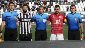 Димитър Илиев: Имахме повече положения, но футболът е игра на голове