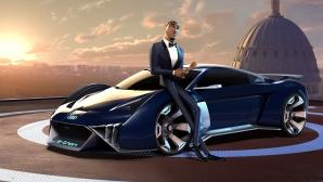 Audi създава първия си концептуален модел за анимационен филм