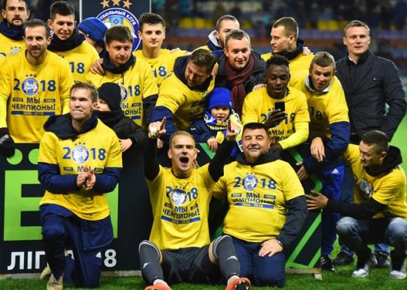 БАТЕ Борисов пак стана шампион на Беларус