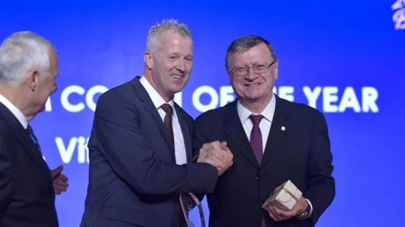 Витал Хейнен и Зоран Терзич – треньори №1 на Европа за 2018 година