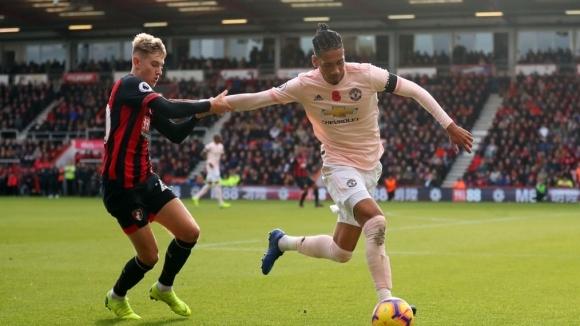 Смолинг: Юнайтед показа духа и играта от времето на Фъргюсън