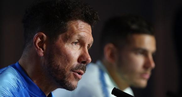 Симеоне: Излизаме срещу един от най-добрите отбори в Европа