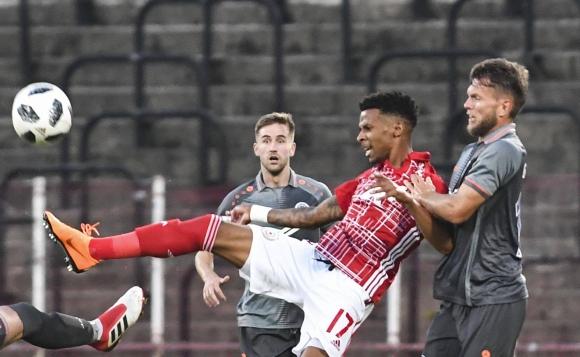 Енрике Рафаел се връща в групата на ЦСКА-София