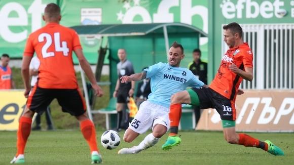 Защитник на Витоша (Бистрица) поднови тренировки