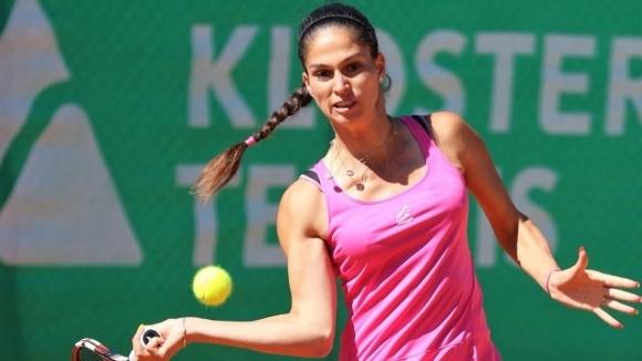Шиникова прескочи първи кръг в Шроузбъри, Терзийска не успя