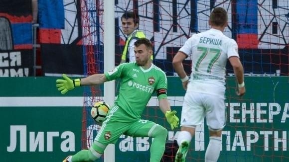 Акинфеев: Трябва да покажем, че можем да играем равностойно с Реал Мадрид и Рома