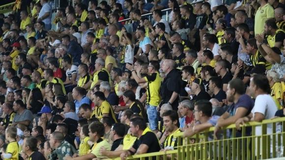 Ботев (Пд) пусна билетите за мача със Септември