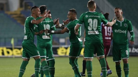 От Лудогорец: Трябва да вземем мача и да спечелим Купата на България