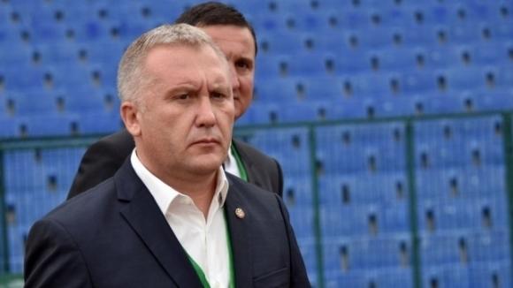 Николай Киров: Рано е да мислим за мача с Черно море
