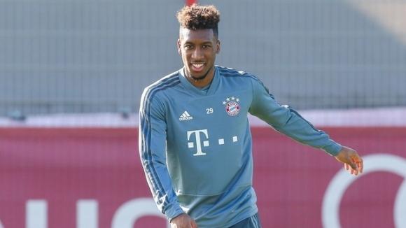 Комaн отново тренира с Байерн (Мюнхен)
