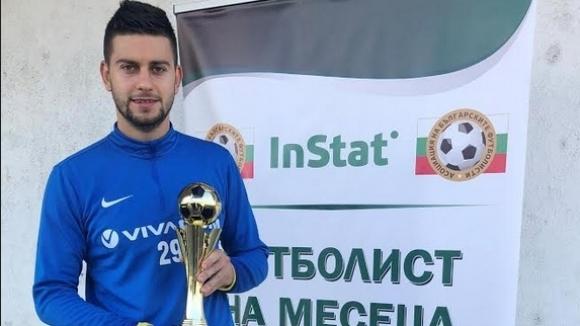 Станислав Костов е номер 1 за октомври в ИНСТАТ