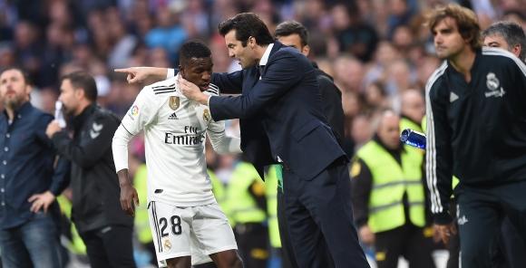 Привържениците на Реал Мадрид вече са влюбени в Солари