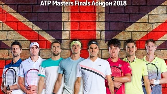 Гледайте Финалите на АТР в спортните канали на А1