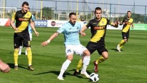 Дунав ще играе с елитен румънски отбор
