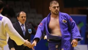 Веселин Иванов изпусна медал на Европейското по джудо за младежи под 23 години