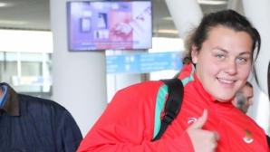 Яна Копчева подобри националния рекорд на гюле в Добрич