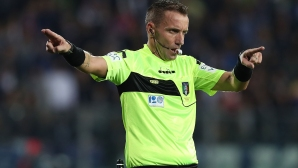 Паоло Мацолени ще е рефер на сблъсъка между Милан и Ювентус