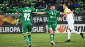 """""""Контра"""": Защо Лудогорец не прескочи групата си в Лига Европа? (видео)"""